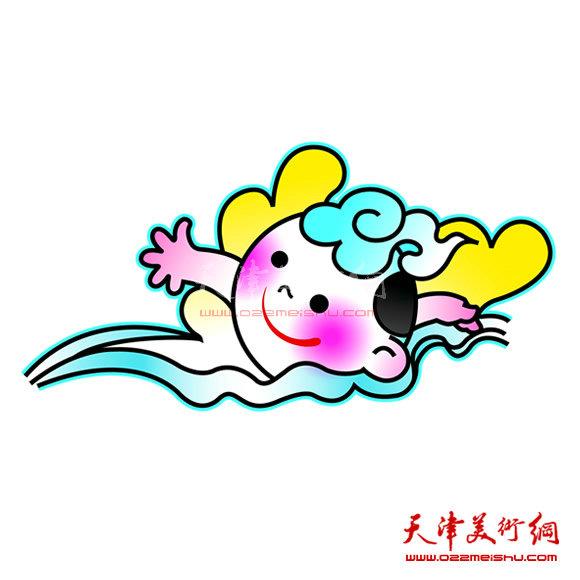 第六届东亚运动会吉祥物