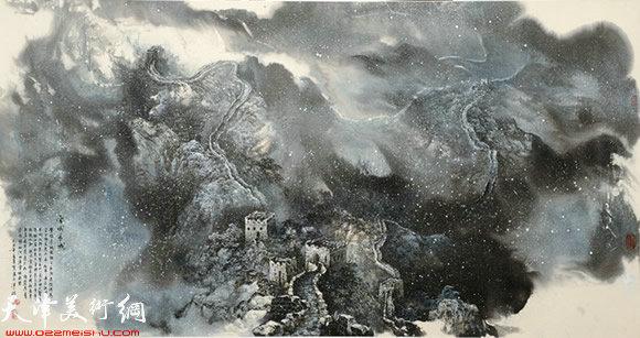 著名画家陈钢:画画写生读书各占三分之一图片