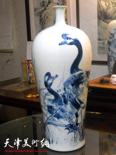 作品展  主办单位:天津美术家协会国画艺委