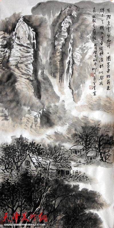 孟宪奎新作:《太行人家》(系列)