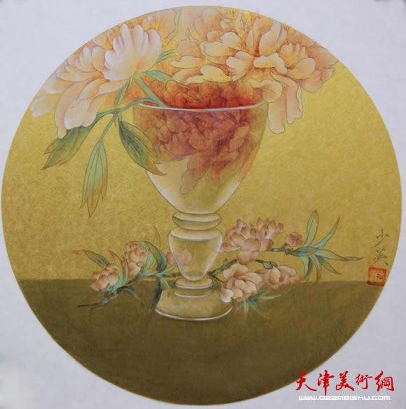 著名画家吕少英 写生是寻找灵感发掘感悟的手段