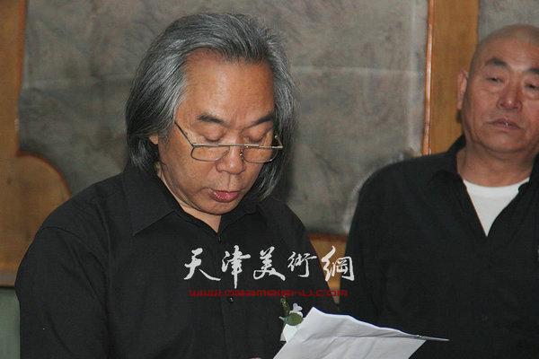 著名画家吕云所先生遗体告别仪式