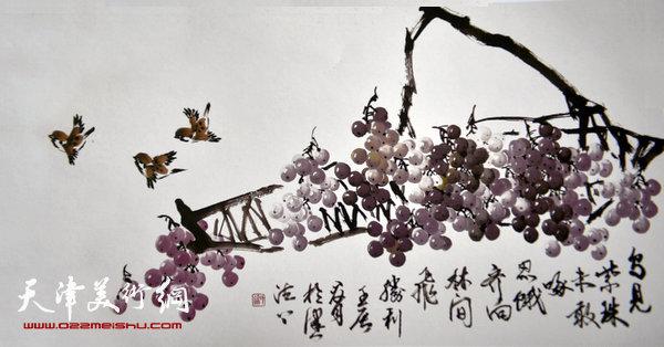 中国画和西洋画的区别