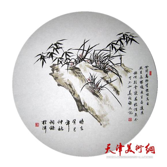 姜钧杰绘画作品