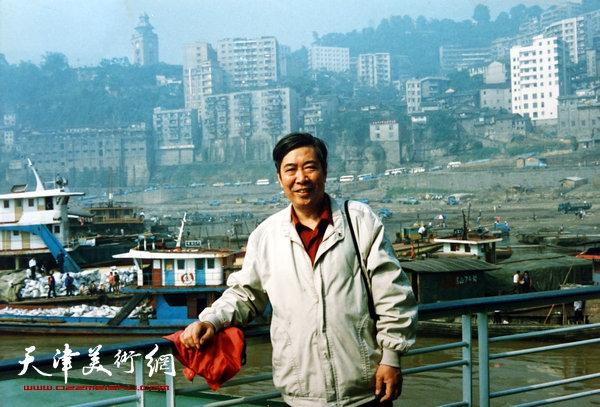 邓家驹1996年在新加坡