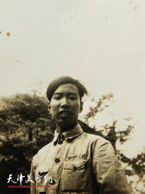 邓家驹上世纪50年代在江西。