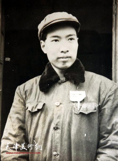 邓家驹上世纪50年代在江西2。