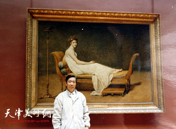 邓家驹1989年在法国