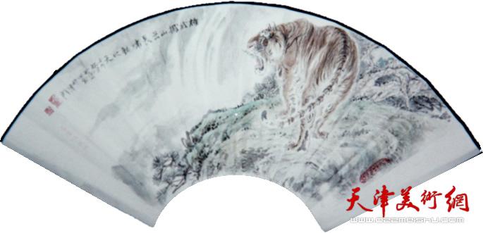 还研究了小老虎的画法