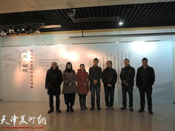 参展艺术家:阚传好、黄雅丽、庄雪阳、丁广义、范宁、杨彦辉、丁占胜