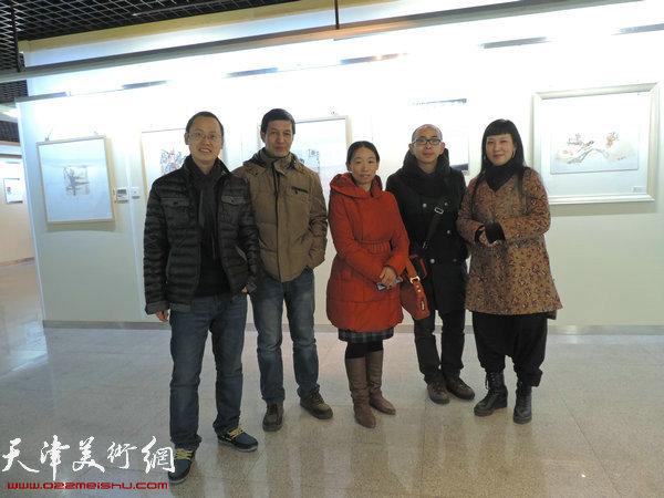 参展艺术家:杨彦辉、丁广义、庄雪阳、阚传好、黄雅丽