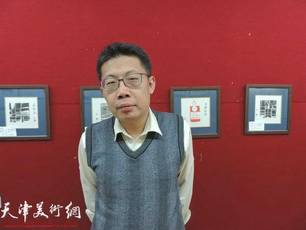 参展艺术家赵魏