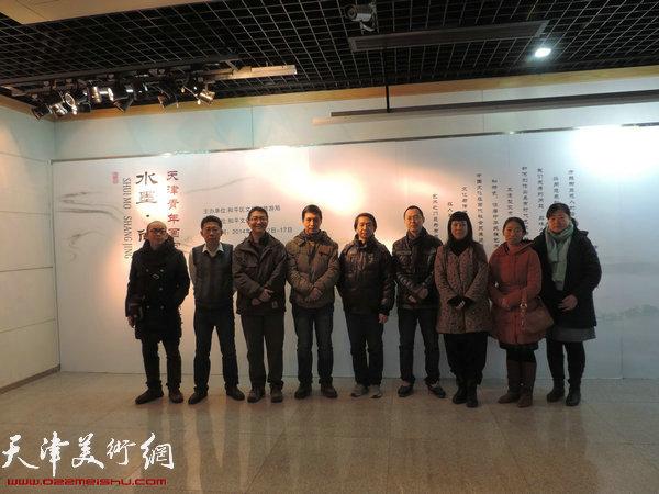 左至右:阚传好、赵魏、陈渊、丁广义、范宁、杨彦辉、黄雅丽、庄雪阳、何莹