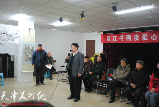 无线电工业仪表学校王副校长讲话