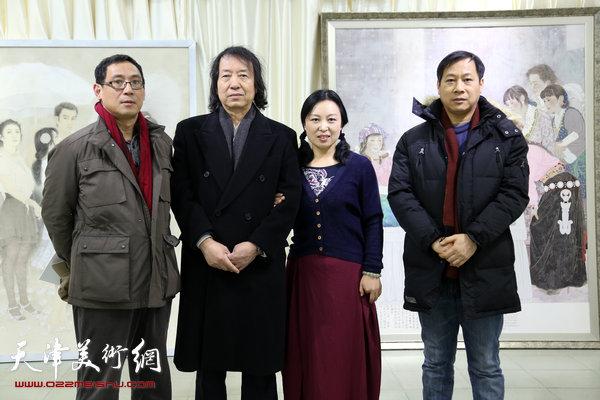 于栋华博士毕业作品展1月21日在天津大学一得轩开幕