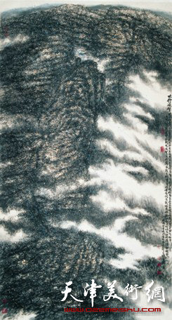 吕大江画作。