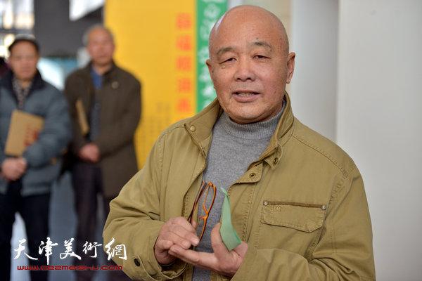 著名画家薛福顺