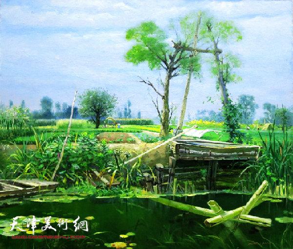薛福顺作品:《家园》
