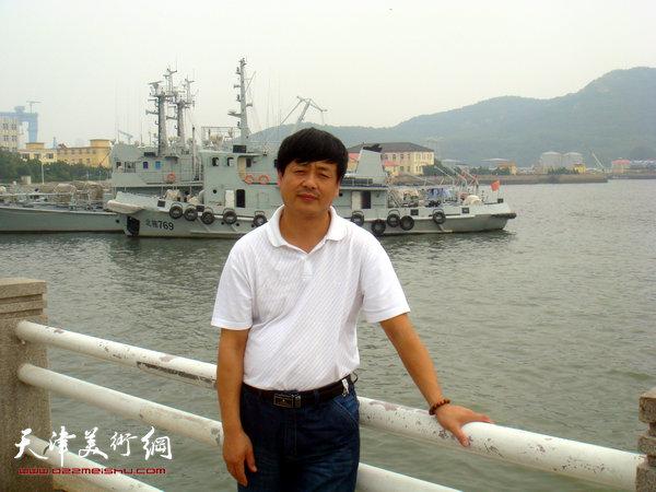 北京玉雕大师陈超