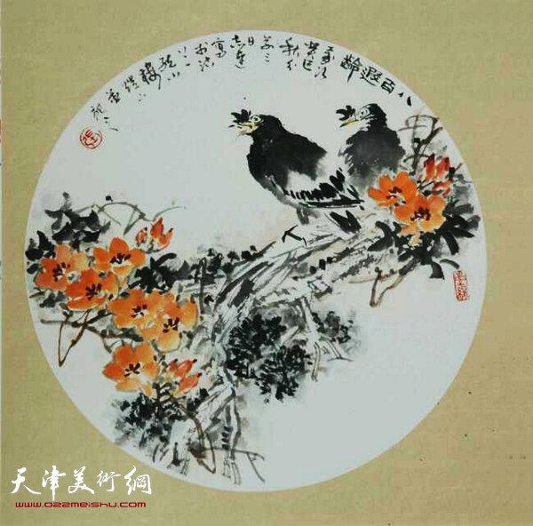 张志连作品:八百遐龄
