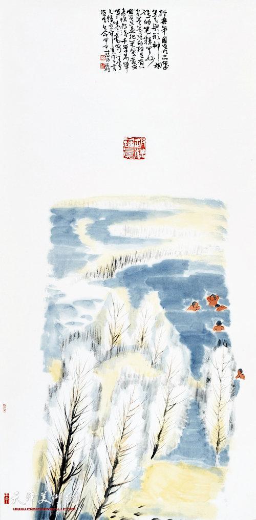 陈丙利作品:《逍遥游》系列之三