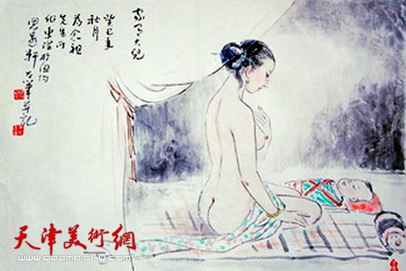 卢东�N作品