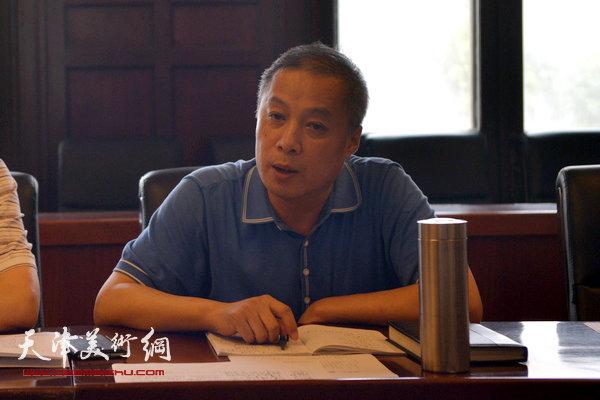 天津科普公益广告设计大赛推动会在市科协召开
