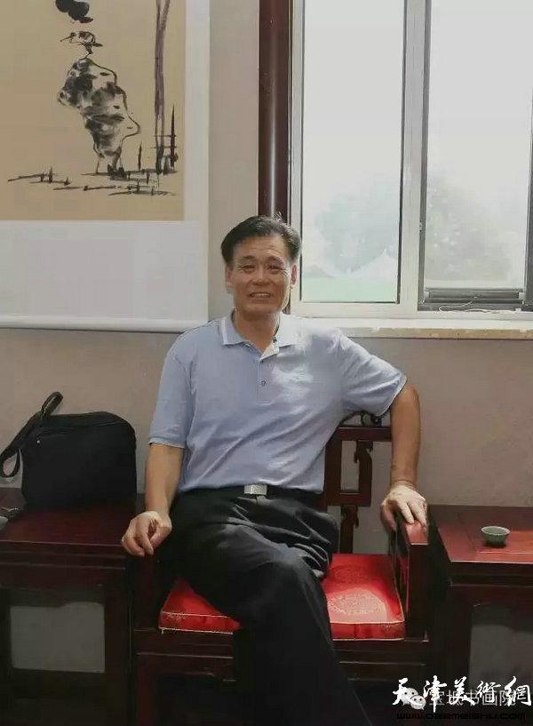 原国防科技大学政委于起龙将军莅临指导