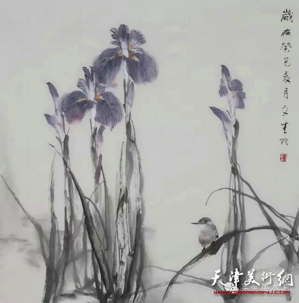 刘文生作品。