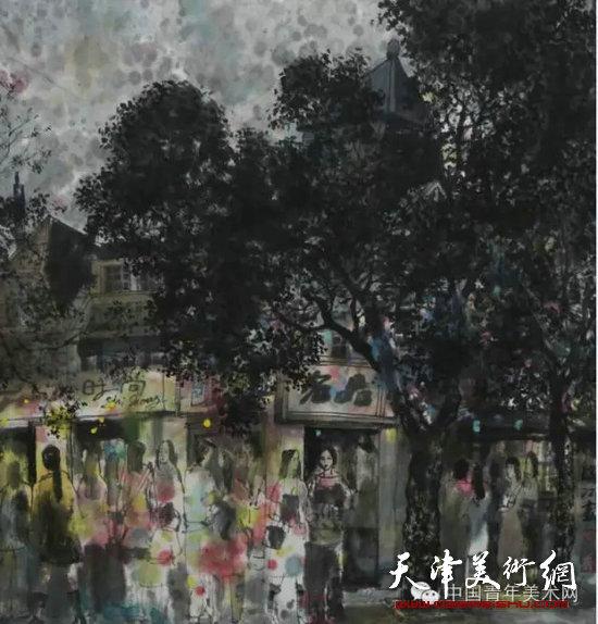 魏瑞江作品。