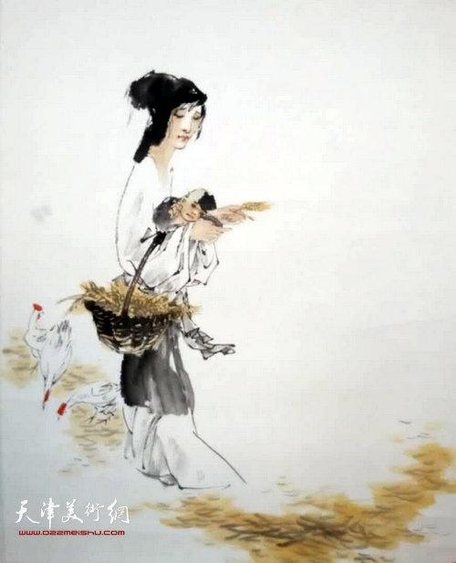 王金厚参赛连环画作品