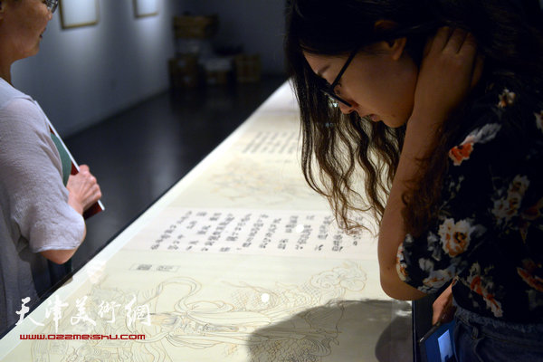 大匠之园-杨德树艺术作品展览现场。