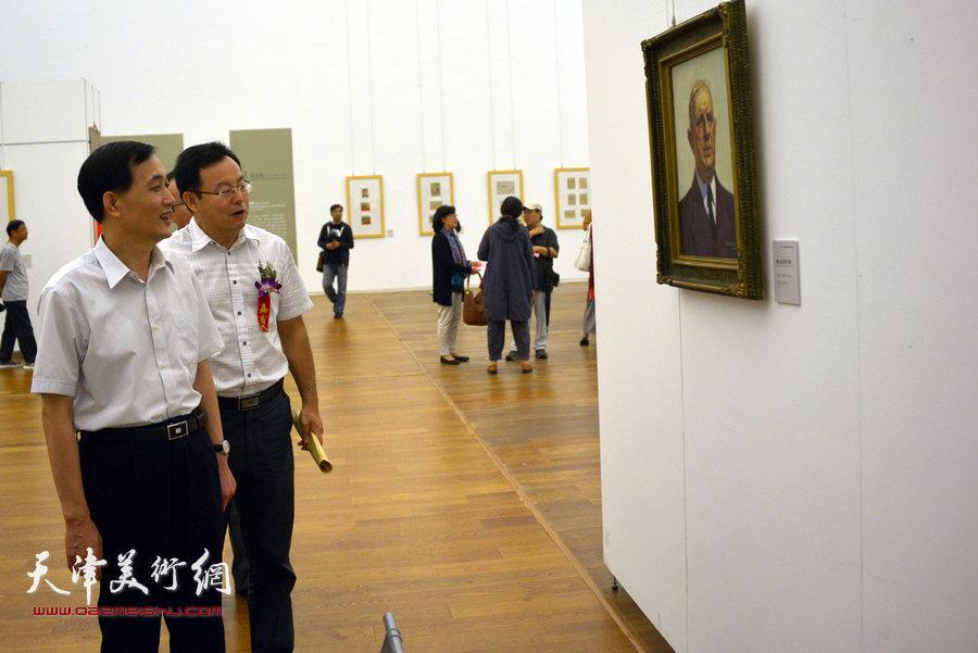 """""""岁月""""—邓家驹美术作品暨文献展"""