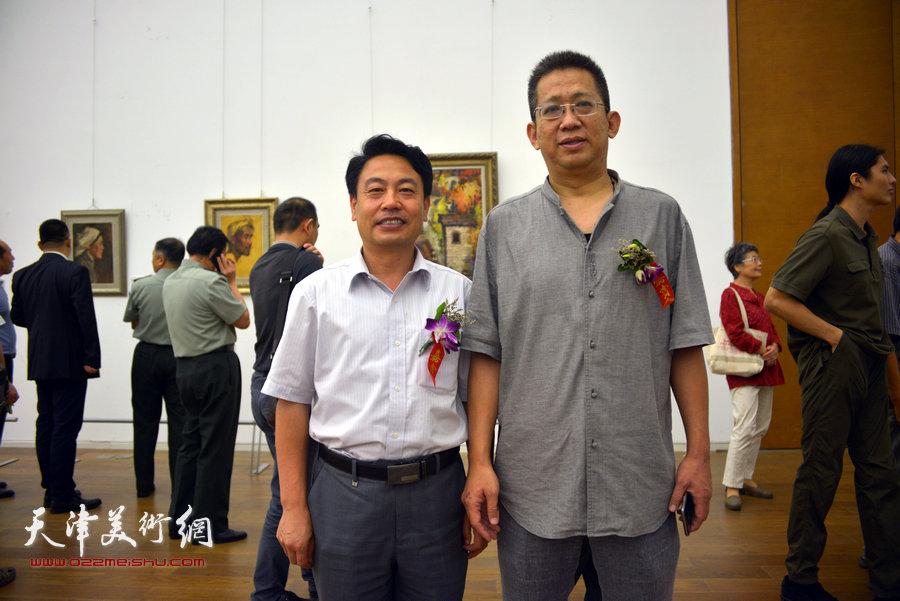 李毅峰、刘俊坡