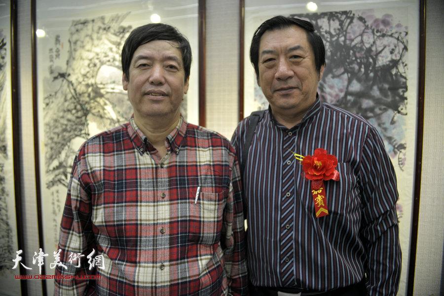 陈元龙、孙玉河