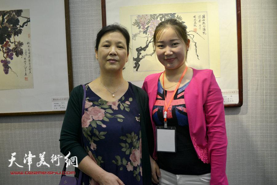 陈元龙夫人姚宝荣与訾春花
