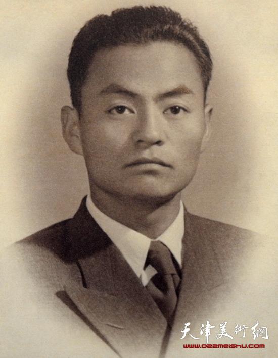 1956年摄于北京