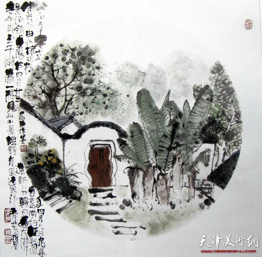韩富华作品-