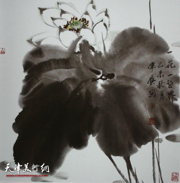 纪念李叔同——弘一大师诞辰135周年书画作品欣赏