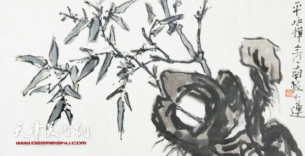 """""""津门之约""""高强花鸟画作品展"""
