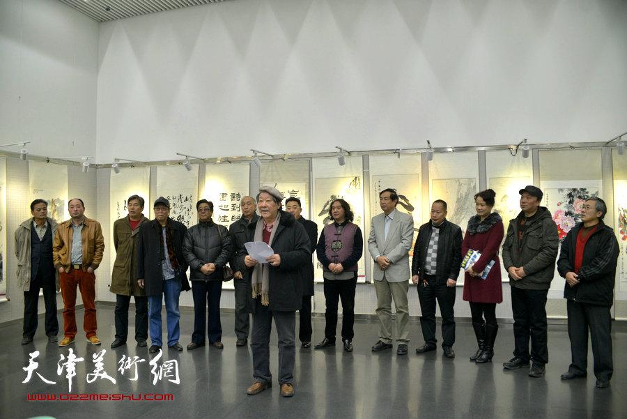 纪念刘奎龄诞辰130周年书画提名展