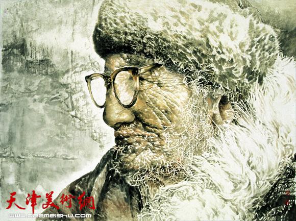 赵俊山作品《茶马岁月》