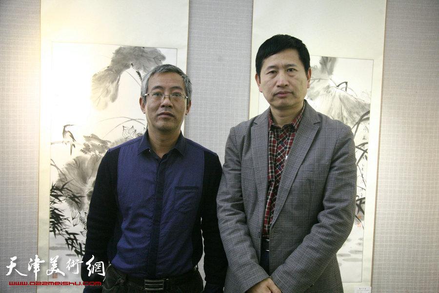 盛世芳华—天津民进庆祝民进成立70周年书画摄影展