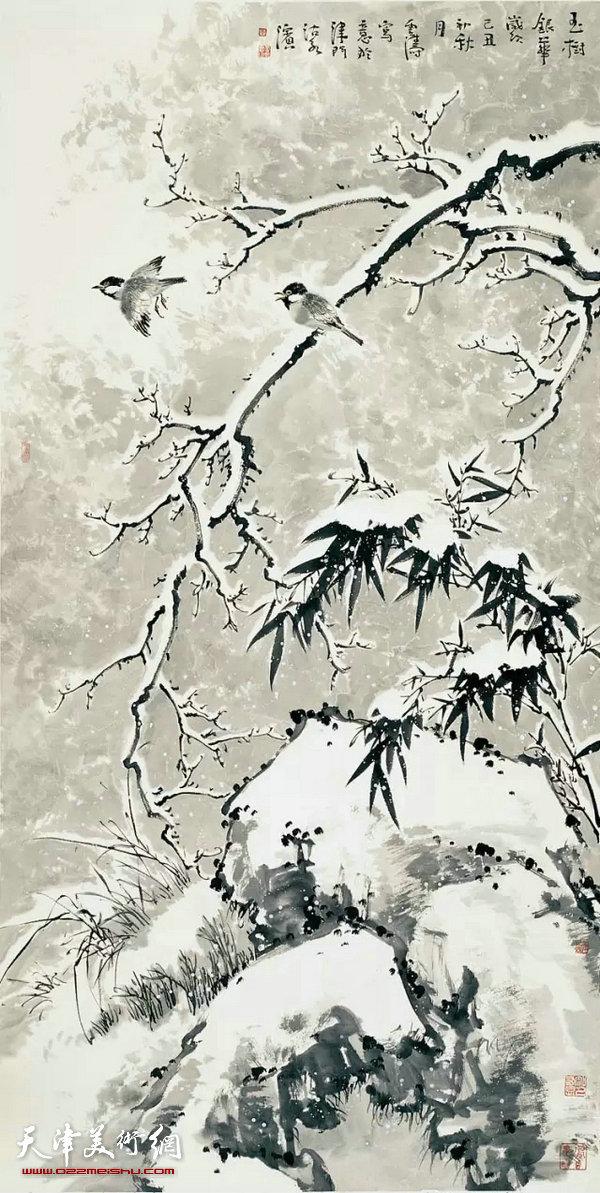 李云涛作品。