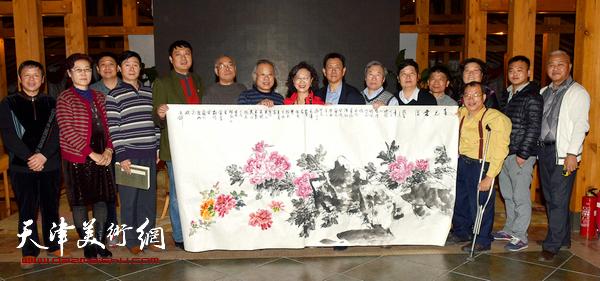 中国心·台湾情两岸文化艺术交流活动在唐山举行