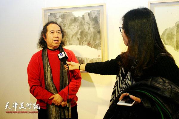 """""""在或不在""""当代艺术展在北京万国艺术中心开幕"""