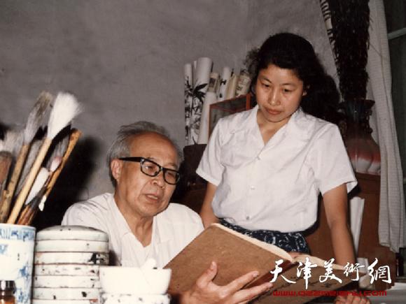 与孙其峰先生