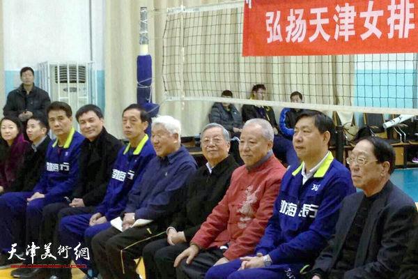 天津市体育局老领导仇勇