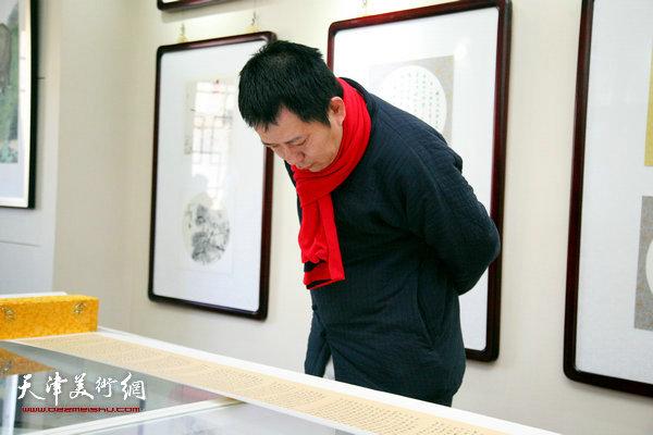 尹宝华、刘月增、曹善华书画展