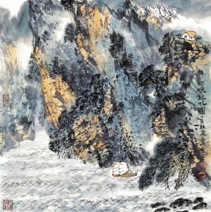 先后为中南海,中国军事博物馆,北京站等文物收藏单位所宝爱,日本,韩国